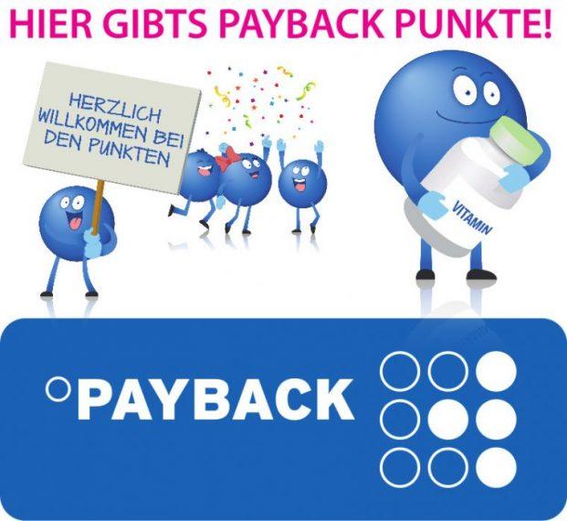 PAYBACK ist ein weithin bekanntes kostenloses Bonusprogramm mit über 600 renommierten Unternehmen