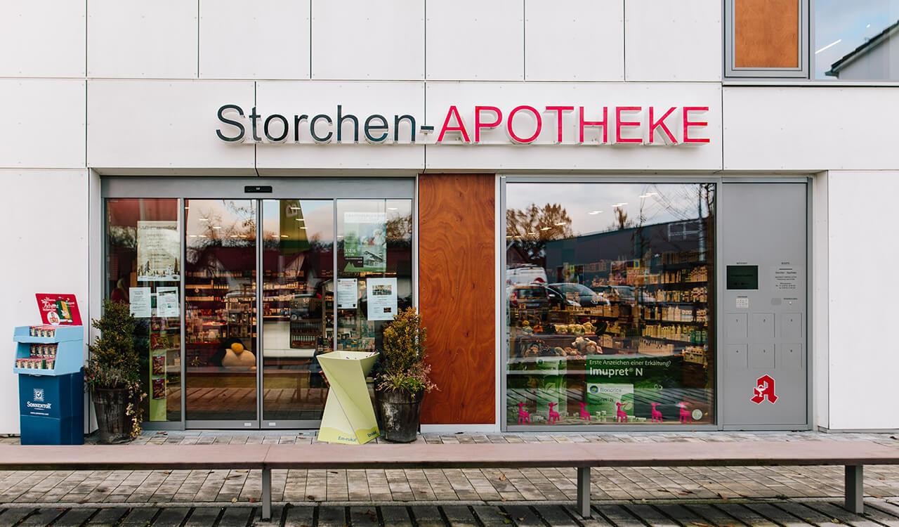 Storchen Apotheke, Niederwinkling