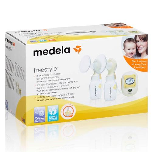 Medela Milchpumpen, Angebot der Storchen Apotheke in Niederwinkling